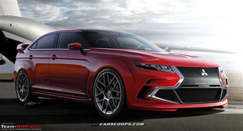 Mitsubishi Evo Hybrid by Mitsubishi Lancer Evo Xi To Be A Diesel Hybrid Team Bhp