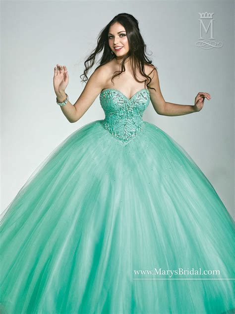 marys bridal beloving  quinceanera dress