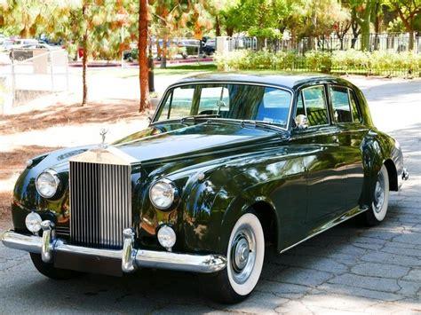 1960 Rollsroyce Silver Cloud 2