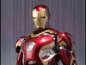 S.H. Figuarts Iron Man Mark 45 (Avengers Age Of Ultron) My ...