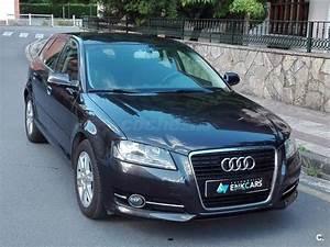 Audi A3 Sportback 2012 : audi a3 sportback 1 6 tdi 105cv attraction diesel negro negro del 2012 con 83500km en vizcaya ~ Medecine-chirurgie-esthetiques.com Avis de Voitures