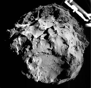 Rosetta's 'Philae' Makes Historic First Landing on a Comet ...