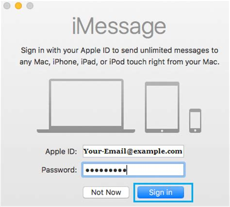how to sync messages from iphone to mac how to fix imessage not syncing on mac