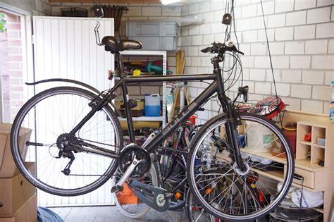 fahrrad test fahrradlift test fahrrad flaschenzug