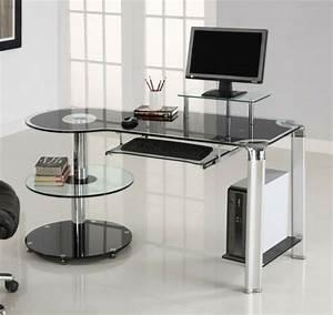 Schreibtisch Glas Ikea : computertisch 33 praktische und moderne modelle ~ Frokenaadalensverden.com Haus und Dekorationen