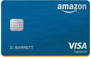 5% Cash back - Amazon credit card - ThePicky