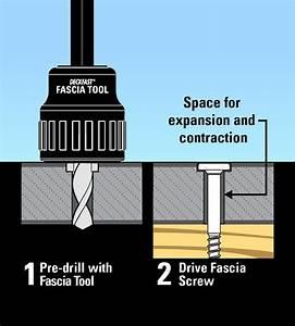 Deckfast U00ae Fascia System