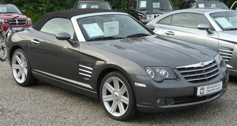 Buy Chrysler Crossfire by Chrysler Crossfire Roadster Picture 10 Reviews News