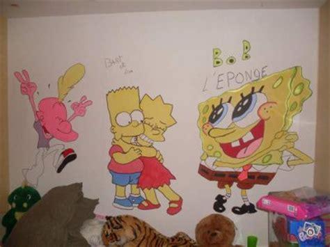 comment dessiner sur un mur de chambre dessin dans la chambre d 39 un enfant de decorateurmural