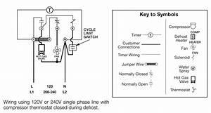 482493 Defrost Timer Wiring Diagram