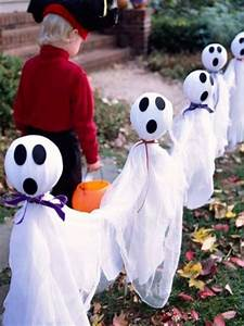 40, Funny, U0026, Scary, Halloween, Ghost, Decorations, Ideas