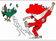 Political Cartoons Brazil Protests Illustrated – The Red