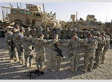 Oregon Army National Guard 162 EN in Afghanistan