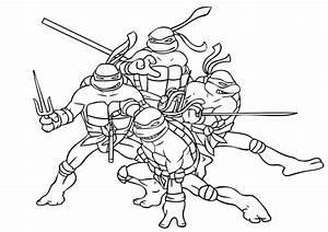 Ausmalbilder Ninja Turtles 21 Ausmalbilder Und Basteln