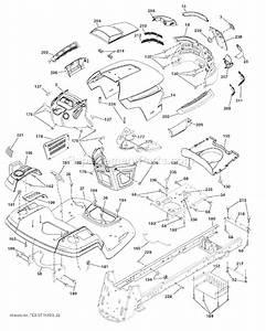 Husqvarna Lgt 2654 Parts List And Diagram