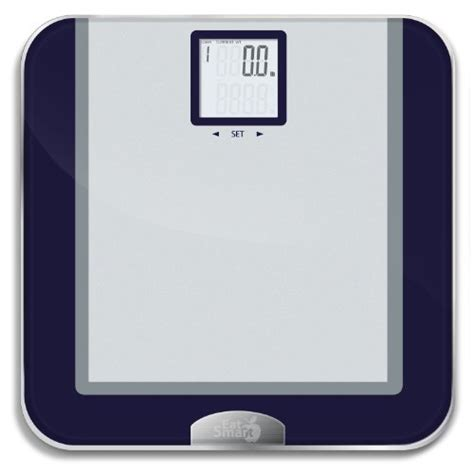 Eatsmart Digital Bathroom Scale Canada by Eatsmart Products Precision Tracker Digital Bathroom Scale