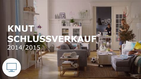 "Ikea Werbung Tvspot ""knut Schlussverkauf"" 20142015"