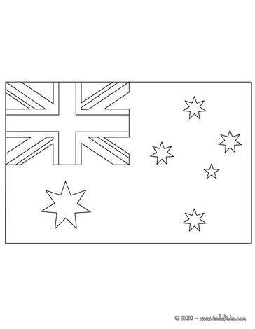 australien flagge zum ausmalen zum ausmalen dehellokidscom