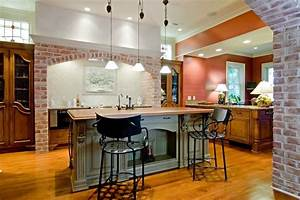40 exquisite and luxury kitchen designs image gallery With kitchen colors with white cabinets with tuscan wrought iron wall art