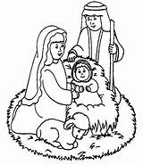 Jesus Coloring Pages sketch template