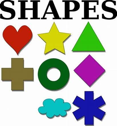 Shapes Clip Shape Cliparts Clipart Powerpoint Clipartpanda