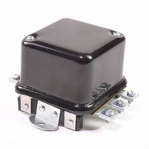 12 Volt Delco Type Voltage Regulator  Standard