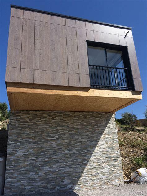 maison bois en porte 224 faux par moulin charpente