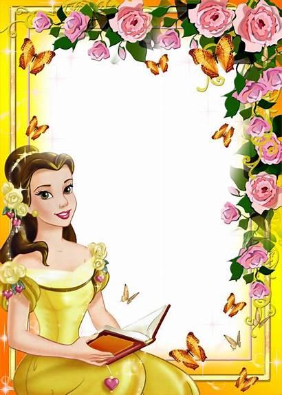 Disney Princess Belle Aurora Princesas Para Caratulas