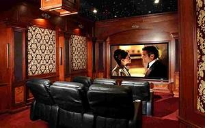 Home Theater 27. wallpaper