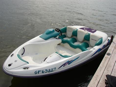 Seadoo Boat Oil by 1997 Seadoo Challenger 14 Jetboat For Sale North Regina