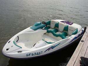 1997 Seadoo Challenger 14 U0026 39  Jetboat For Sale North Regina