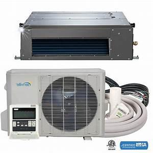 9000 Btu Concealed Duct Mini Split Air Conditioner