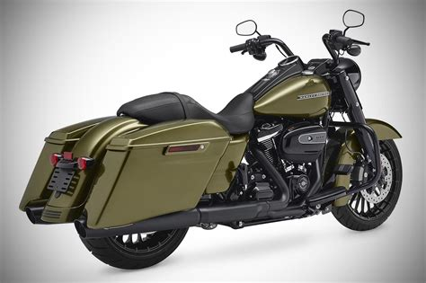 Harley Davidson Road King Special Image by 2017 Harley Davidson Road King Special Gets All New Styling