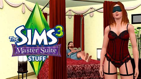Lgr  The Sims 3 Master Suite Stuff Pack Review Youtube