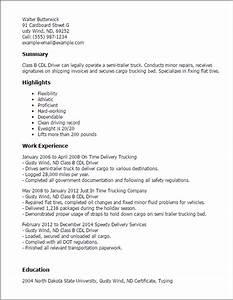 cdl driver resume resume badak With cdl driver resume samples
