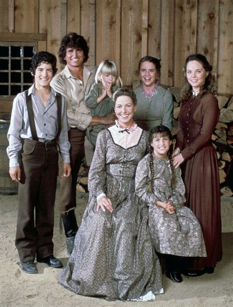 House On The Prairie Characters by House On The Prairie Cast Gilbert Michael