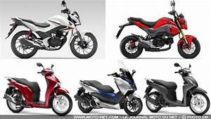 Moto 125 2019 : 125 les motos et scooters 125 cc honda voluent avec euro4 ~ Medecine-chirurgie-esthetiques.com Avis de Voitures