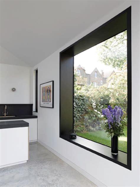 living marco ventanal cemento en  marcos de