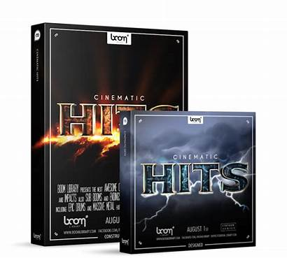 Library Cinematic Sound Boom Effects Hits Bundle