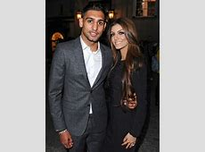 WEDDING JOY! Boxer Amir Khan marries Faryal Makhdoom in