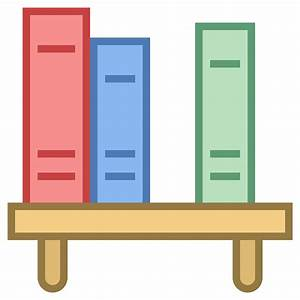 Book Shelf Icon - Free Download at Icons8