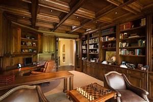15 Stunning Mediterranean Home Office Designs You39re Going