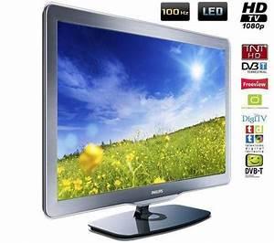 Tv 40 Pouces : t l viseur led 40pfl6605h hd tv 1080p 40 philips pickture ~ Dode.kayakingforconservation.com Idées de Décoration