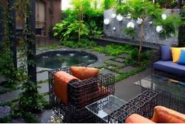 Small Minimalist Design Garden 10 Beautiful Outdoor Furniture Garden Ideas Home Design And Interior