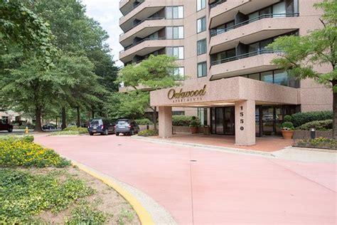 Oakwood Apartments Arlington