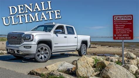 2017 Gmc Sierra Denali Ultimate