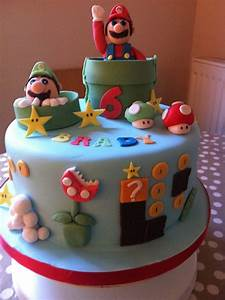 Super Mario Kuchen : super mario cake have your cake and eat it too pinterest motivtorten ~ Frokenaadalensverden.com Haus und Dekorationen