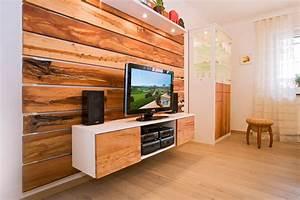 Tv Möbel Modern : fernsehschrank modern holz ~ Sanjose-hotels-ca.com Haus und Dekorationen