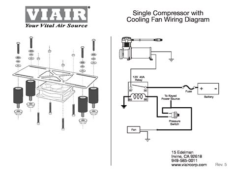 wiring diagram for viair compressor categories wiring diagrams