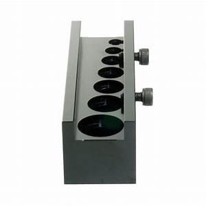 Motamec Lock Wire Bolt Nut Drill Jig Metric